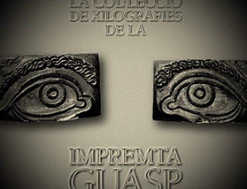 La col·lecció de xilografies de la Impremta Guasp