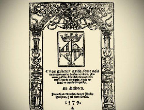 El grabado en los libros mallorquines del siglo XVI. La Imprenta Cansoles (1540-c. 1601)
