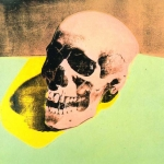 ANDY WARHOL. Skulls. 1976
