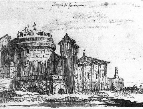 """El """"Tempio di Ravenna"""" de Piranesi"""